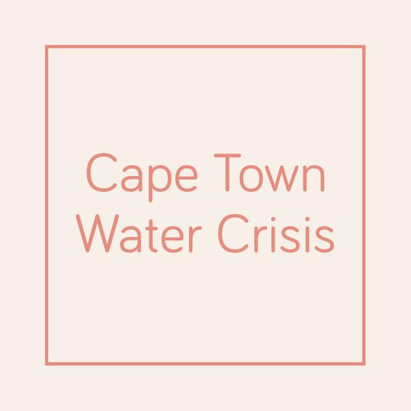 water crisis.001